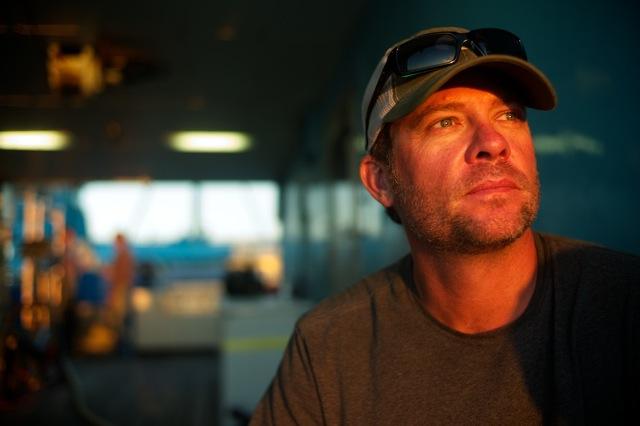 f5031639bf Shark Talk  OCEARCH s Chris Fischer - Sharkophile